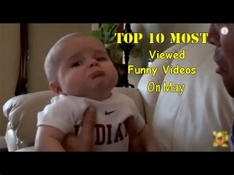 Top 10 Most Viewed Funny Videos On May 2014  Funny Fails ...