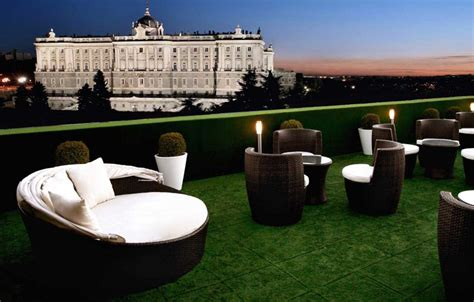 Top 10 Terrazas Madrid y Miradores Madrid. Blog Record Go