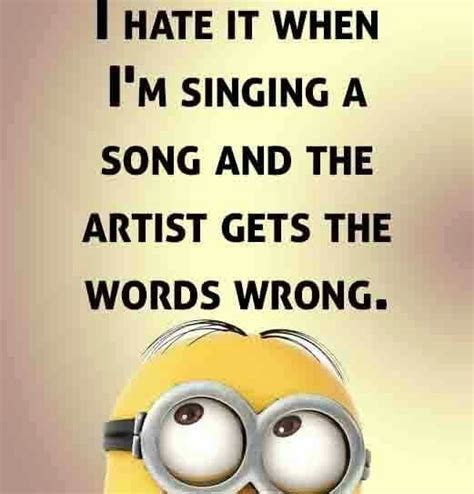 Top 40 Funniest Minions Pics and Memes – Quotes Words Sayings