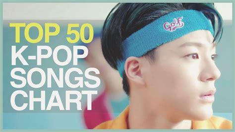[TOP 50] K POP SONGS CHART • FEBRUARY 2017  WEEK 2    YouTube