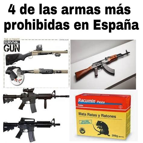 Top memes de armas en español :  Memedroid