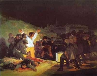 TOROS Y ARTE: El 3 de mayo en Madrid: Los fusilamientos de ...