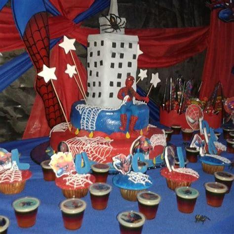 Tortas decoradas tortas infantiles spiderman hombre araña ...