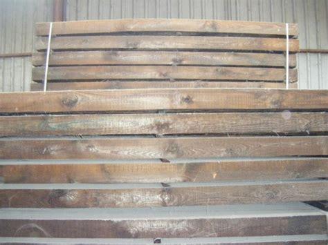 Traviesas de madera para jardín   Materiales de Jardinería