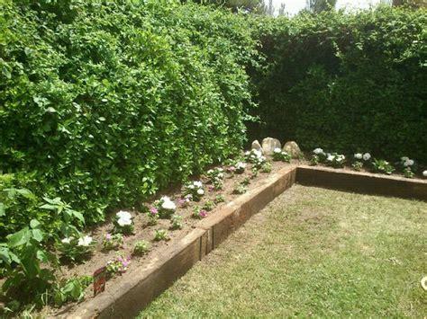 Traviesas de tren para jardín | El Blog de los mejores ...