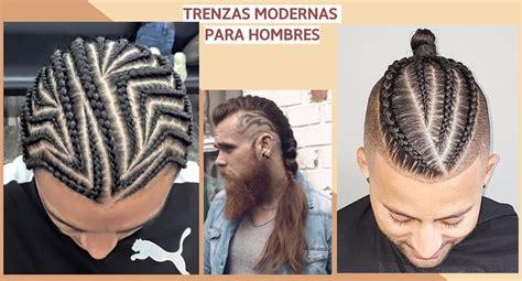 trenzas hombres estilos | Peinados Lindos Y Faciles