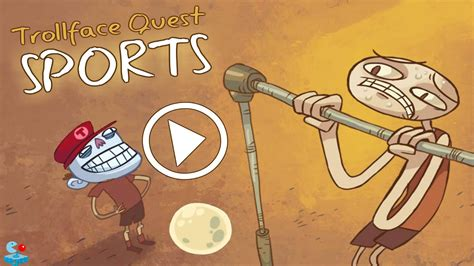 Troll Face Quest Sports Walkthrough All Levels   YouTube