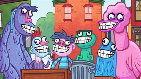 Troll Face Quest TV Shows All Secret Levels Fails ...
