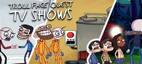 Troll Face Quest TV Shows » Android Games 365   Free ...