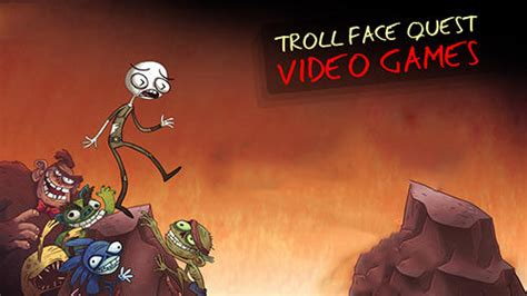 Troll face quest: Video games for Android   Free Download ...