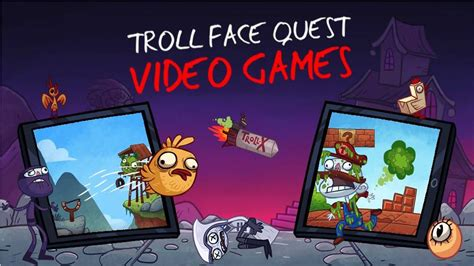 Troll Face Quest: Video Games Level 1 35 Walkthrough   YouTube