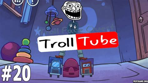 Troll Face Quest Video Memes Level #20 Walkthrough   YouTube