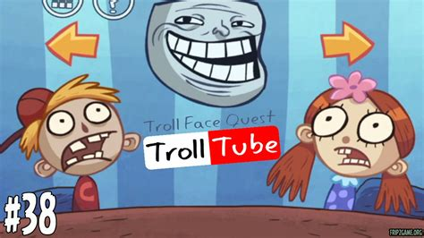 Troll Face Quest Video Memes Level 38 Walkthrough   YouTube