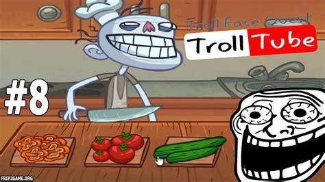 Troll Face Quest Video Memes Level #8 Walkthrough   YouTube