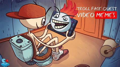 Troll Face Quest Video Memes Walkthrough All Levels   YouTube