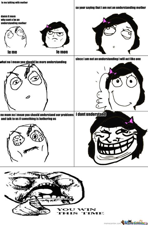 Troll Mom by k5ve   Meme Center