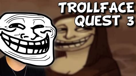 TROLLA LISA | Trollface Quest 3   YouTube