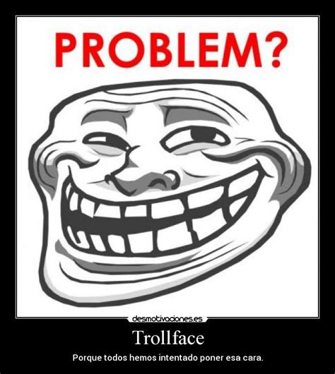 Trollface | Desmotivaciones