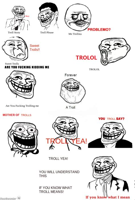 Trollface Meme Images   Reverse Search