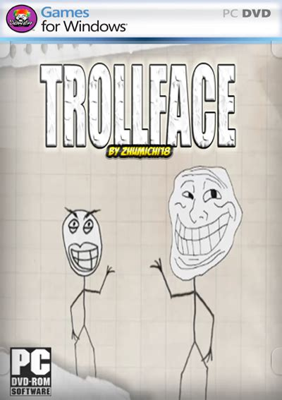 TROLLFACE QUEST 1 | PC | PORTABLE | MEGA | JOKER