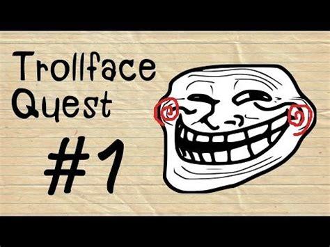 Trollface Quest # 1 : ภารกิจ  แก้ เกมส์ เกรียน  | How To ...