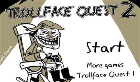 Trollface Quest 2   Il Gioco