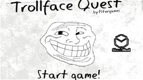 Trollface Quest 2   MiniJuegos.com