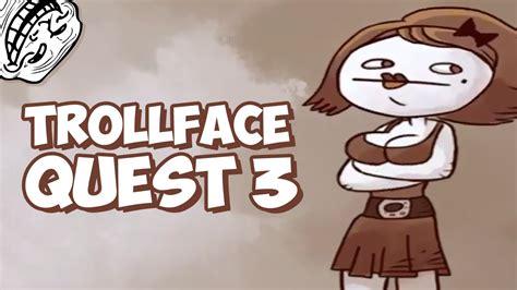 Trollface Quest 3   DAT OPETTAJA   YouTube