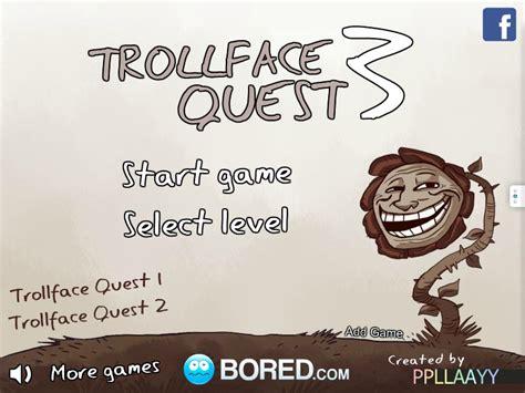 Trollface Quest 3   :: ZONA 29   Juegos ¡GRATIS!