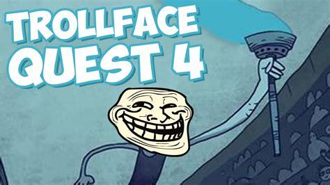 Trollface Quest 4   MITÄ TAPAHTU?!?!?   YouTube