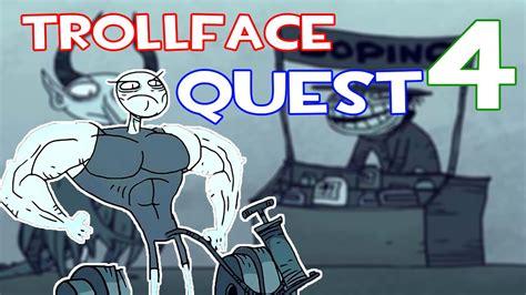 #Trollface Quest 4! #Прохождение.   YouTube