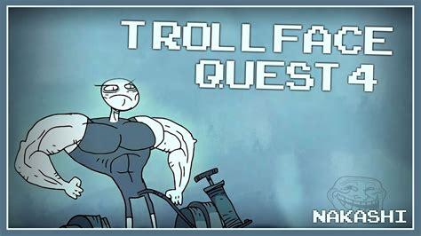 Trollface Quest 4   Trollympiáda   Nakashi [CZ]   YouTube