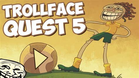 Trollface Quest 5   EN KOMMENTOI TÄTÄ!   YouTube