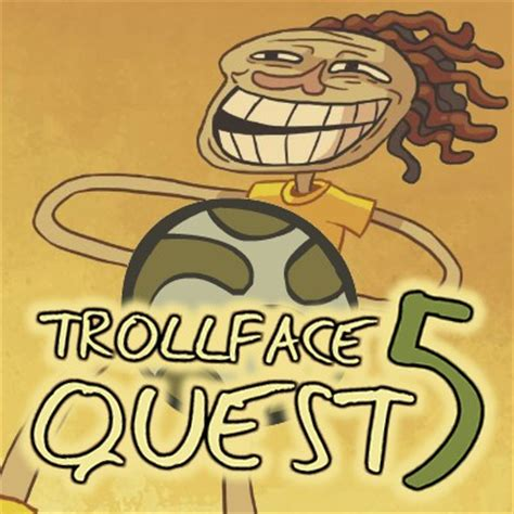 Trollface Quest 5 | Games | Free Online Games @ Gamezhero.com