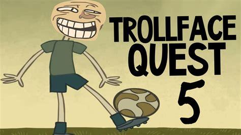 Trollface Quest 5   УГАРНЫЙ ФУТБОЛ   YouTube