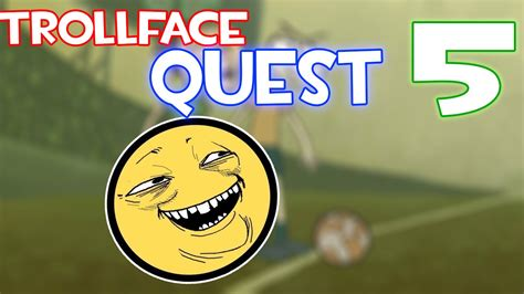 #Trollface Quest 5! #Прохождение.   YouTube