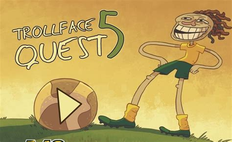 Trollface Quest 5: World Cup 2014   Taringa!