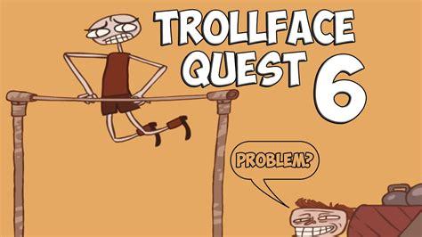 TrollFace Quest 6 [Sports] | Упоротые Игры   YouTube