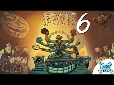 Trollface Quest # 6  SPORTS  : เกรียนกีฬา มหาเกรียน   YouTube