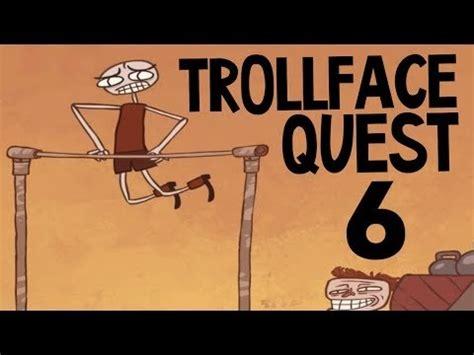 Trollface Quest 6   Уровни 1 10  угар    YouTube