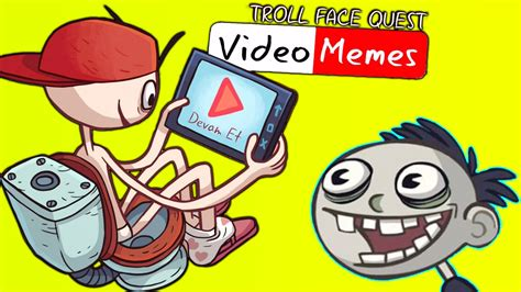 Trollface Quest   Efsane Videolar #8   YouTube