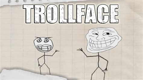 TrollFace Quest | El juego mas troll del mundo ...