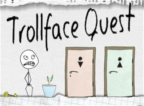 Trollface Quest   Juego gratis 9508 en Juegos T45