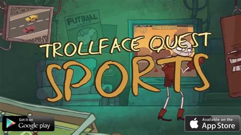 Trollface Quest Sports   Juegos de Memes   YouTube