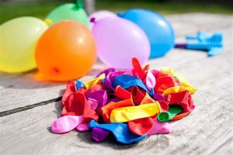 Truco de magia con globos para niños