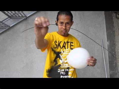 Trucos con globos   Decoraciones con globos   YouTube
