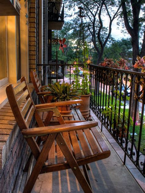 Trucos prácticos de decoración para balcones pequeños ...