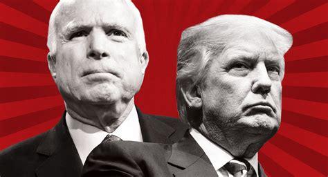 Trump and McCain on collision course   POLITICO
