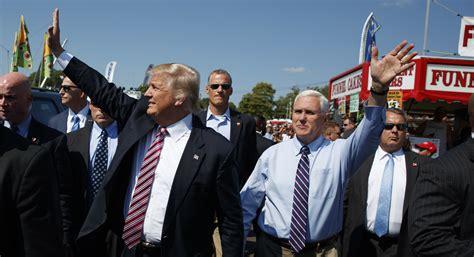 Trump and Pence hit Ohio   POLITICO
