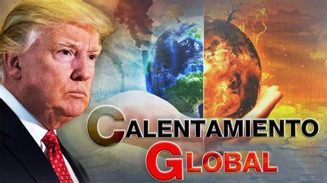 Trump le dio una patada a los planes del mundo contra ...
